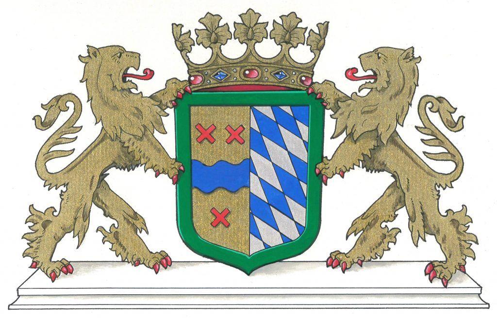 Gemeentewapen Hoeksche Waard